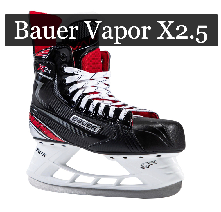 Bauer Vapor Х2.5