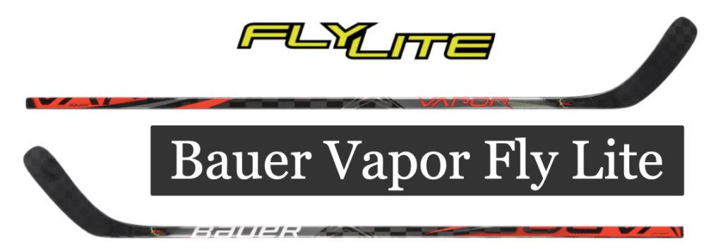 Флагманская модель Bauer Vapor Fly Lite