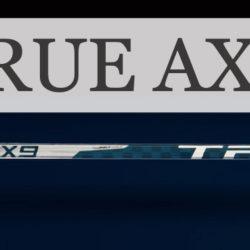 Новая клюшка True AX9