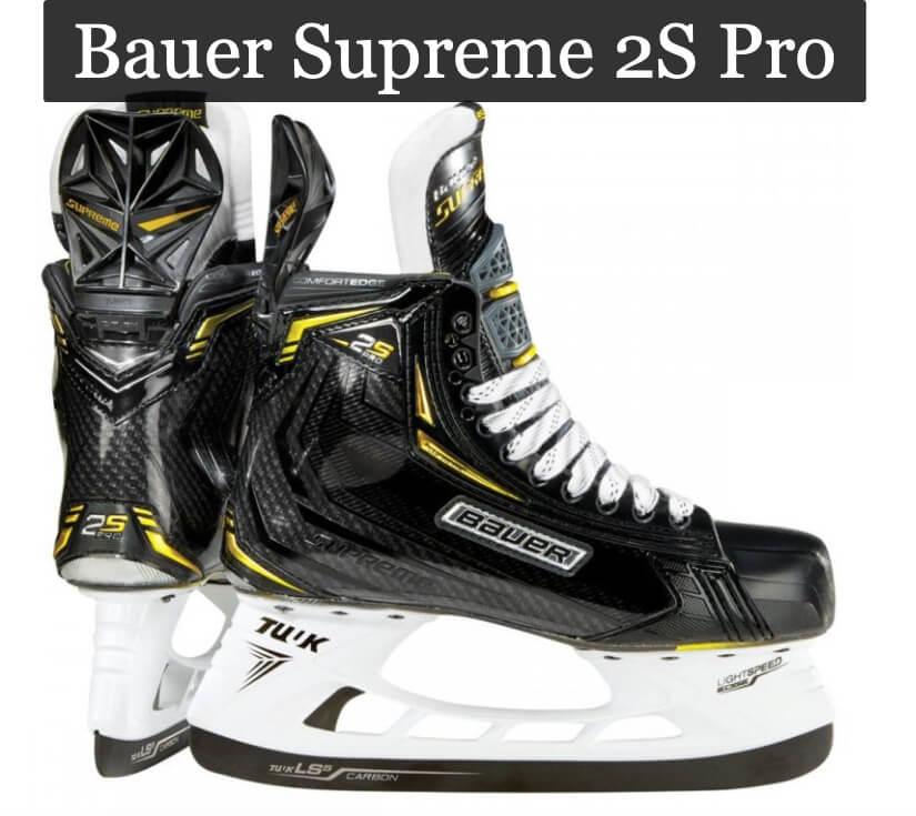 Коньки Bauer Supreme 2S Pro