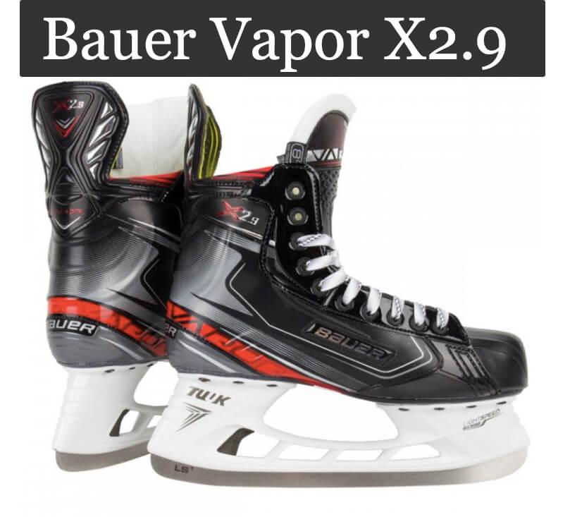 Коньки Bauer Vapor X2.9