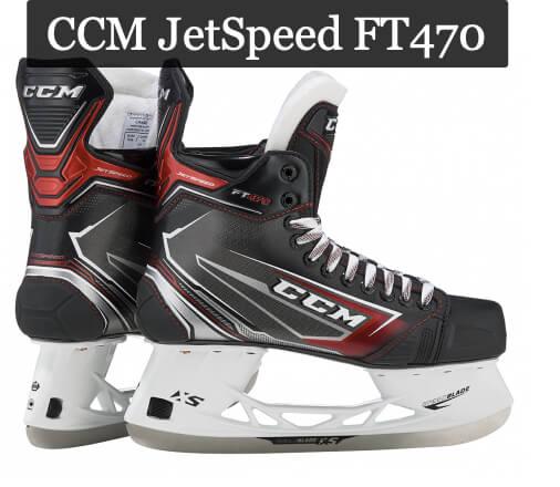 Коньки CCM JetSpeed FT470