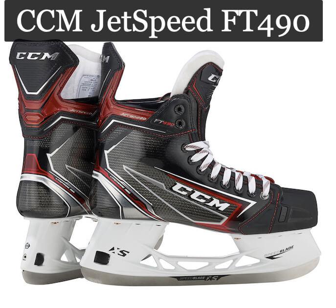 Коньки CCM JetSpeed FT490