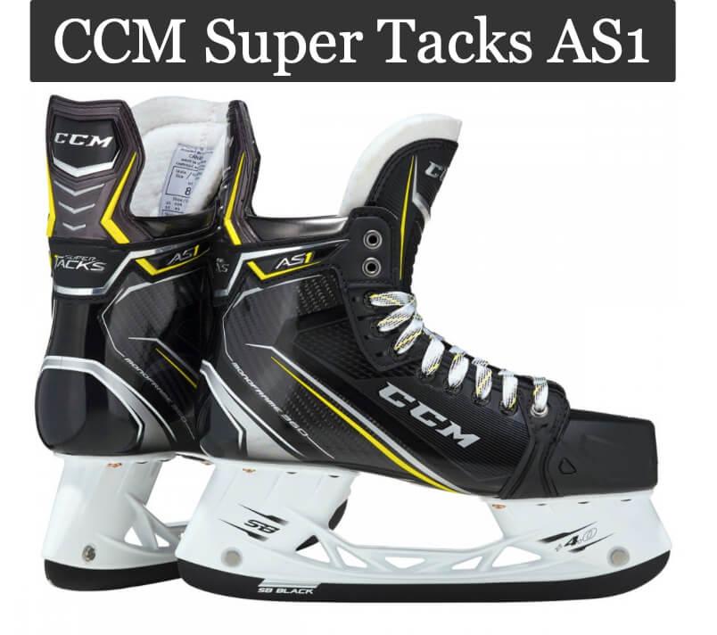Коньки CCM Super Tacks AS1