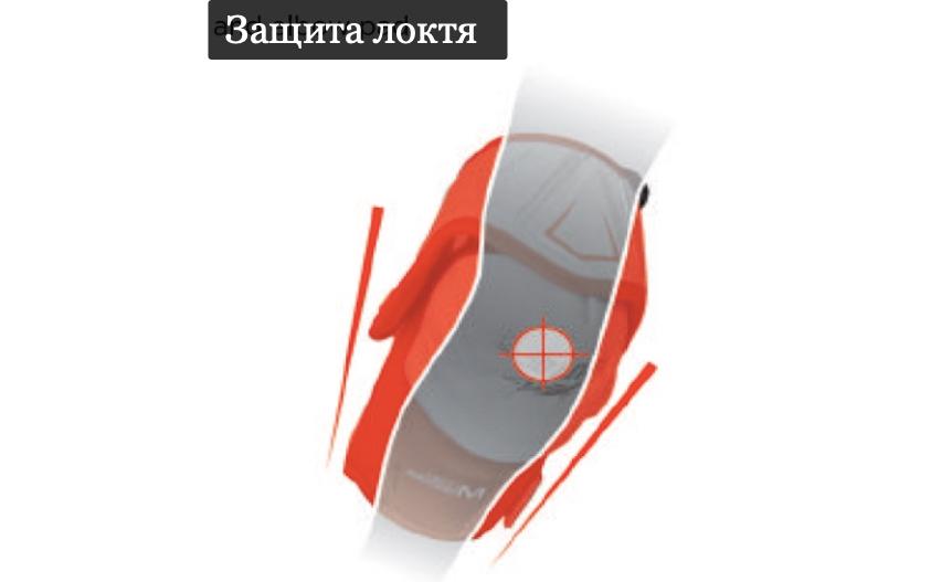 Защита локтя у Bauer Vapor 1X
