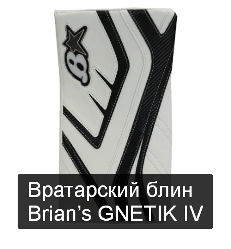 Вратарский блин Brian's GNETIK IV