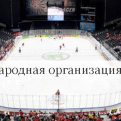 Каковы основные функции международной федерации хоккея с шайбой?